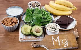 Je lichaam waarschuwt al snel voor een magnesiumtekort