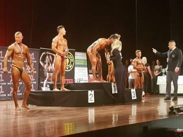 Edwin Veuger Classic Bodybuilding